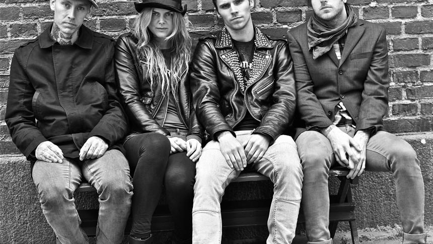 Punkrock om hemlängtan