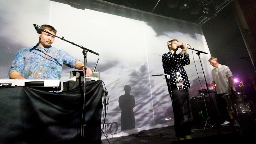 Lyssna på Korallrevens nya singel