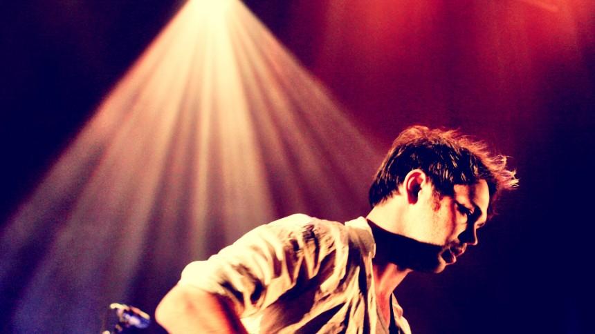 Joel Alme med nytt album och turné