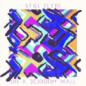 Still Flyin: On a Bedroom Wall