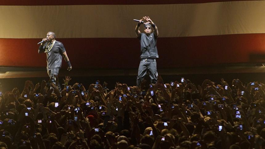 Jay-Z & Kanye West: Globen, Stockholm