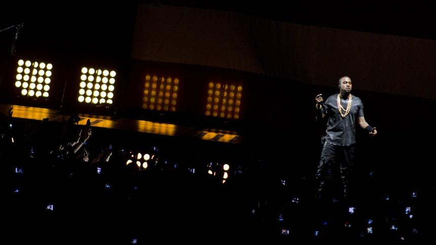 Kanye West samarbetar med storheter