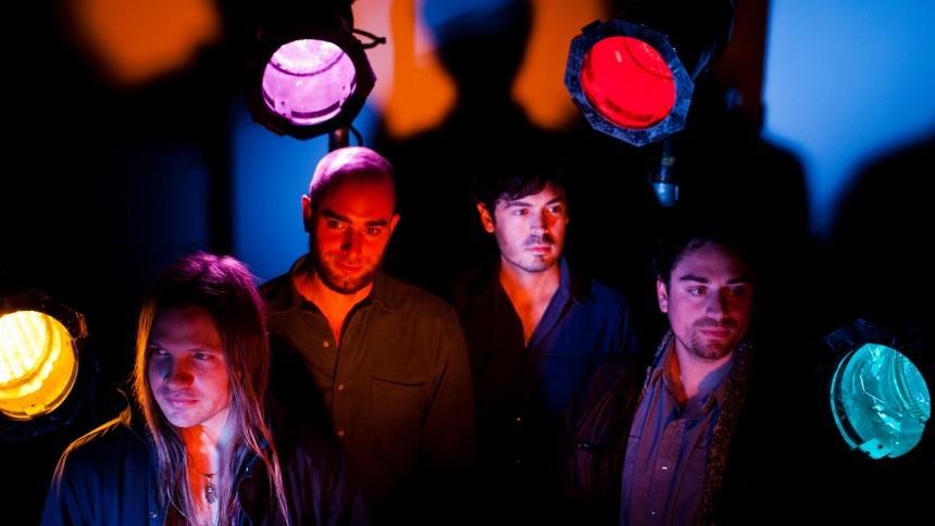Fleet Foxes-medlemmar i nytt band