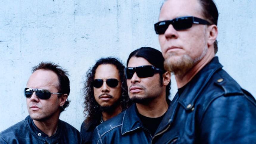 Se smakprov från Metallica-dvd