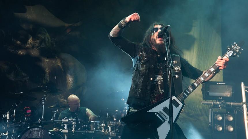 Machine Head: Gröna Lund