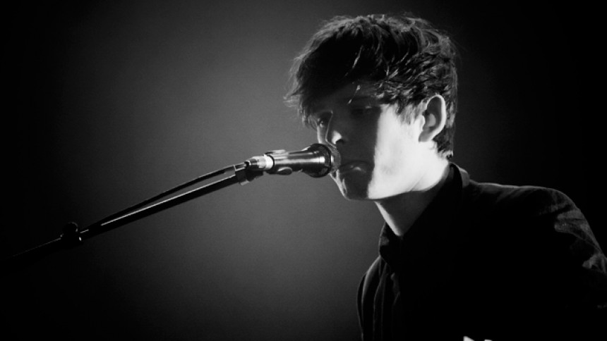 James Blake: Blue Stage, Hultsfred