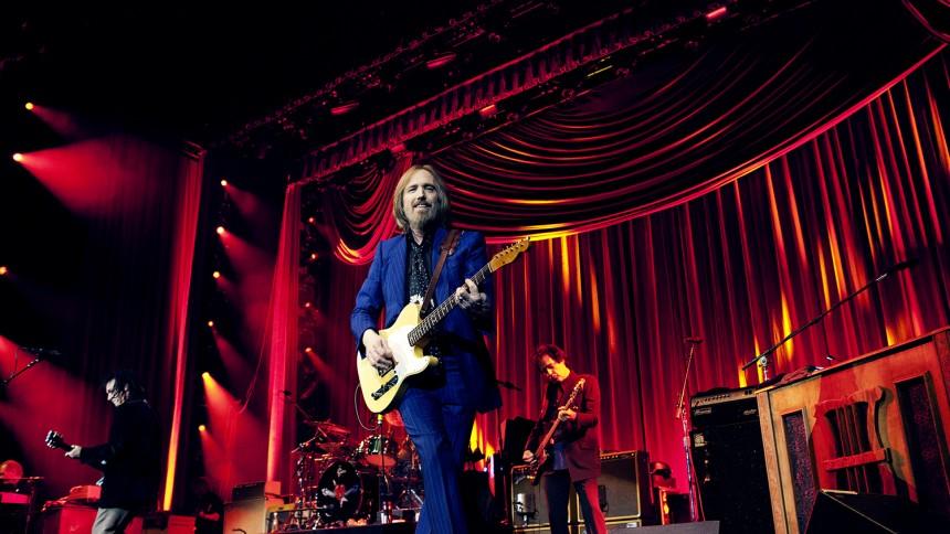 Outgivet Tom Petty-material ser dagens ljus