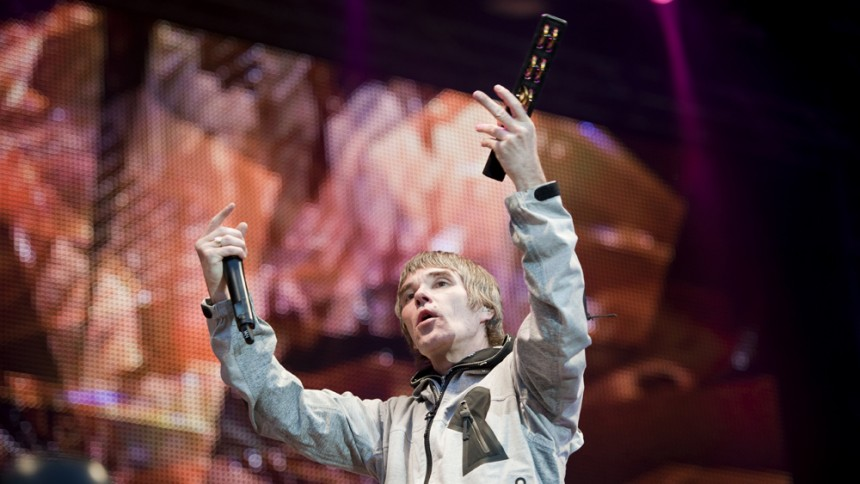 The Stone Roses: Hultsfred, Green Stage