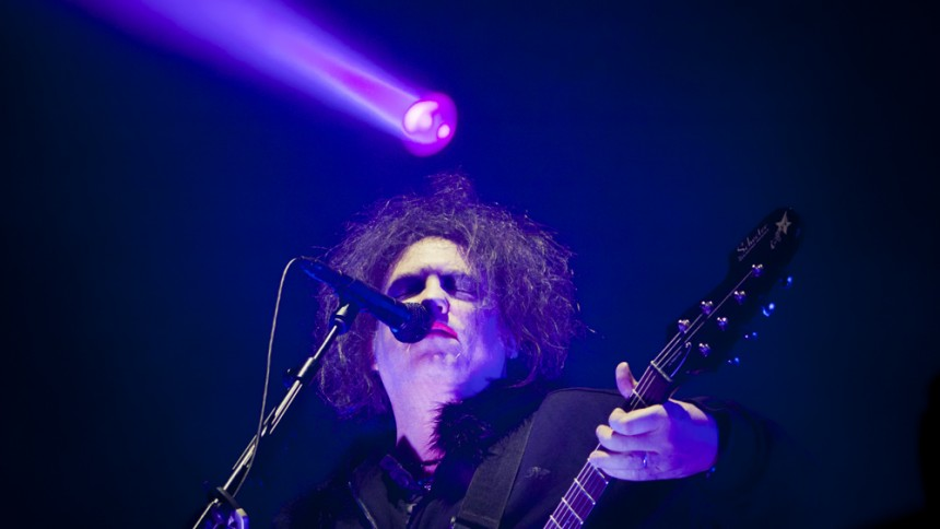 The Cure: Hultsfred, Green Stage