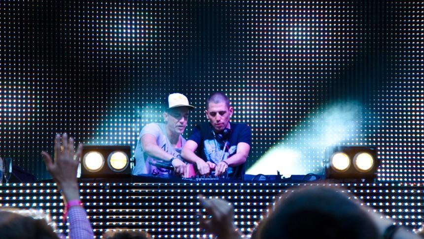 Dimitri Vegas & Like Mike: Second Stage, Summerburst, Stockholm