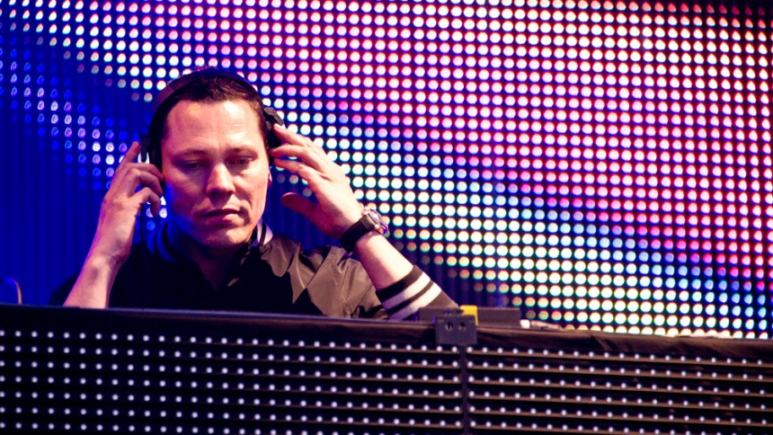 Tiësto: Main Stage, Summerburst, Stockholm