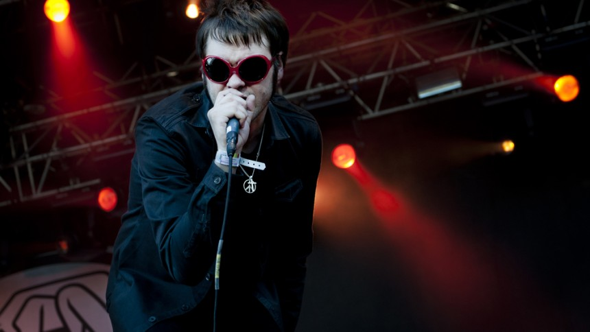 Kasabian: Green Stage, Hultsfred