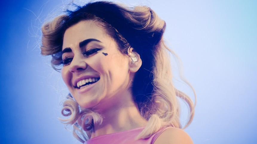 Marina & The Diamonds: Hultsfred, Green Stage