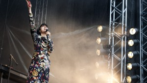 Bat For Lashes - Hultsfredsfestivalen, 120616
