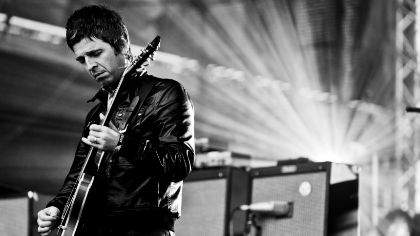 Noel Gallagher's High Flying Birds: Blue Stage, Hultsfred