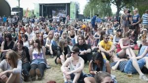Områdesbilder - Hultsfredsfestivalen 2012