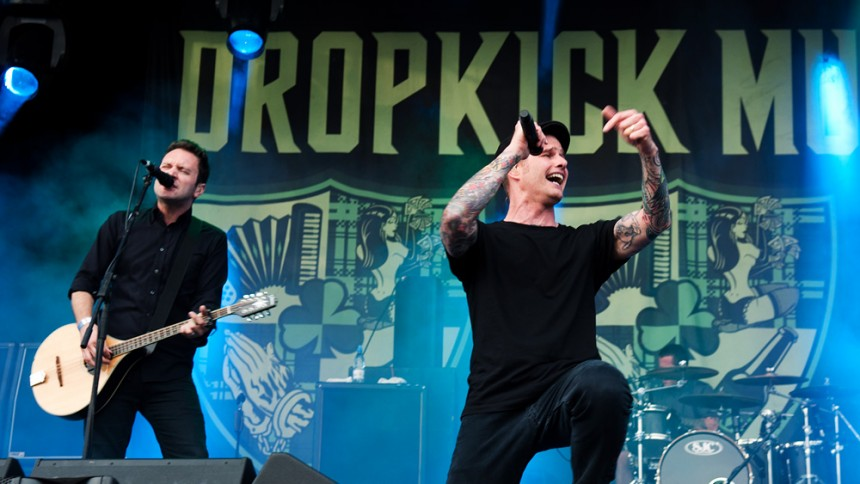Dropkick Murphys: Fantasia, Peace & Love