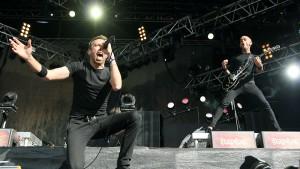 Rise Against - Fantasia, Peace & Love, 120627