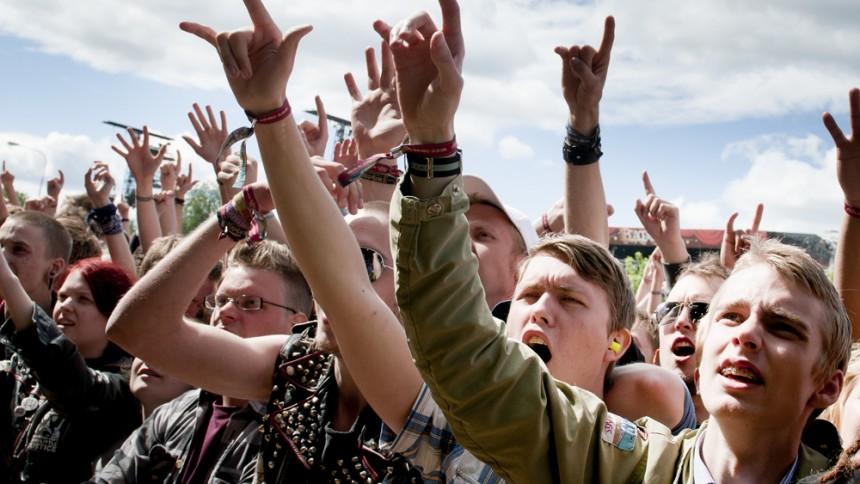 Festival i djup kris