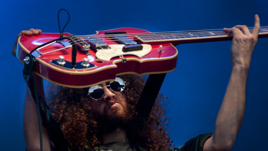 Wolfmother: Eldorado, Peace & Love