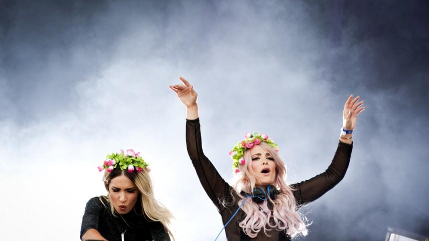 Svensk dj-duo i Gossip Girl