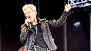 Billy Idol - Peace & Love, Utopia, 120629