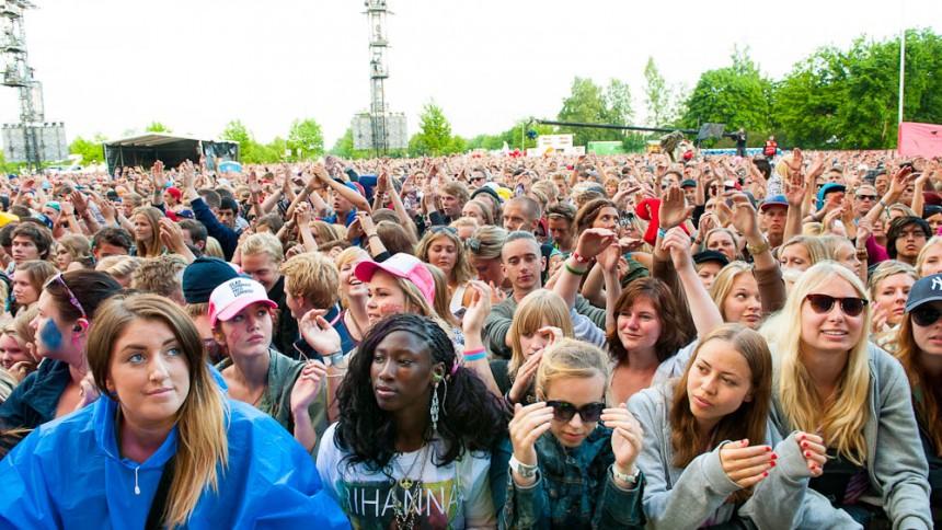 """Sweden Rock: """"Vi erbjöds köpa Peace & Love"""""""