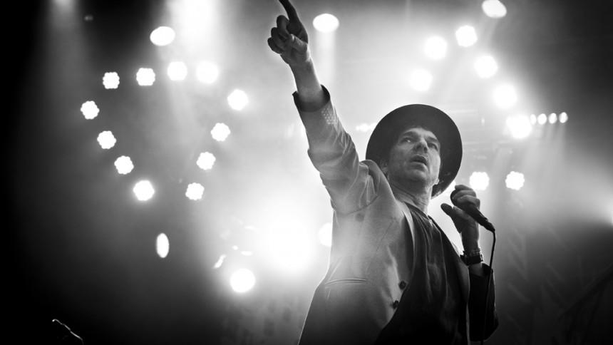 Musikfilmer på Stockholm Filmfestival