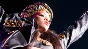 Rihanna - Peace & Love, Utopia, 120630