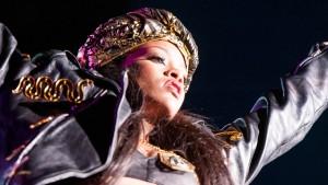 Rihanna - Peace & Love, Utopia, 120630
