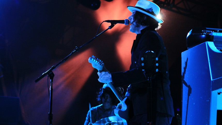 Jack White: Orange, Roskilde Festival