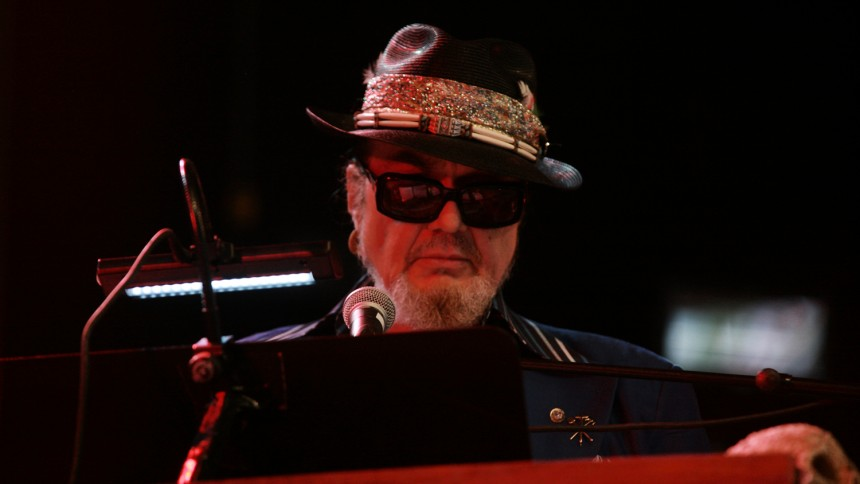 Dr. John and The Lower 911 (feat. John Cleary): Arena, Roskilde Festival