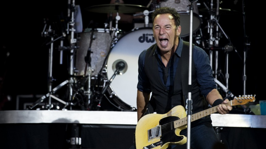 Bruce Springsteen & The E Street Band: Orange, Roskilde Festival