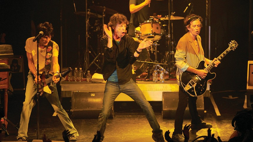 The Rolling Stones till Sverige