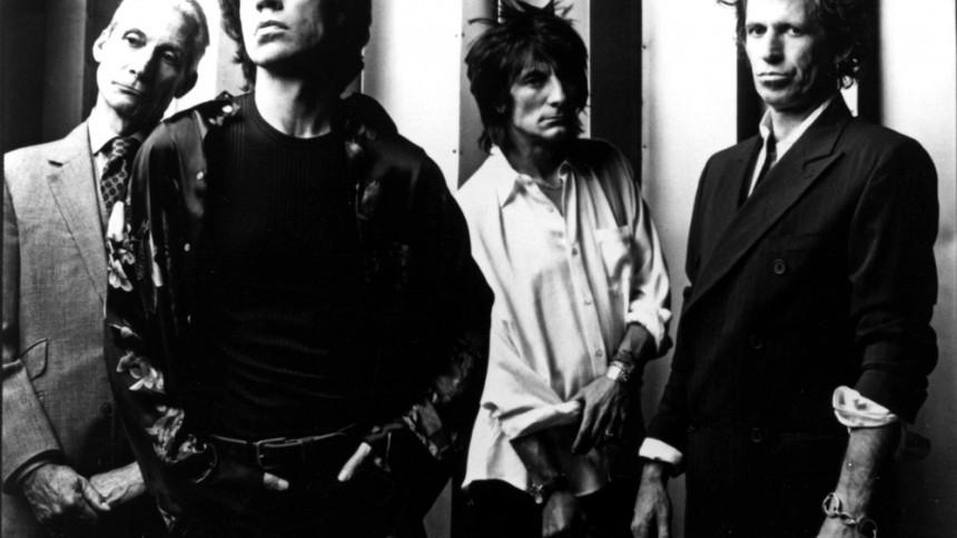 Lyssna på Rolling Stones nya singel
