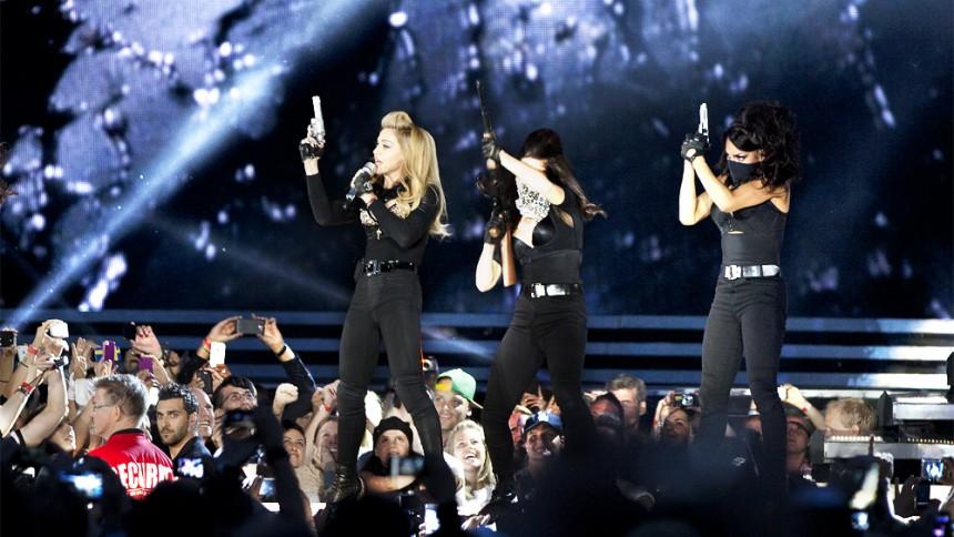 Madonna: Ullevi, Göteborg