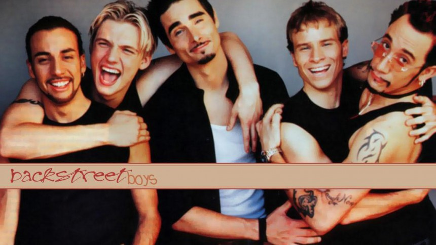 Backstreet Boys går in i studion
