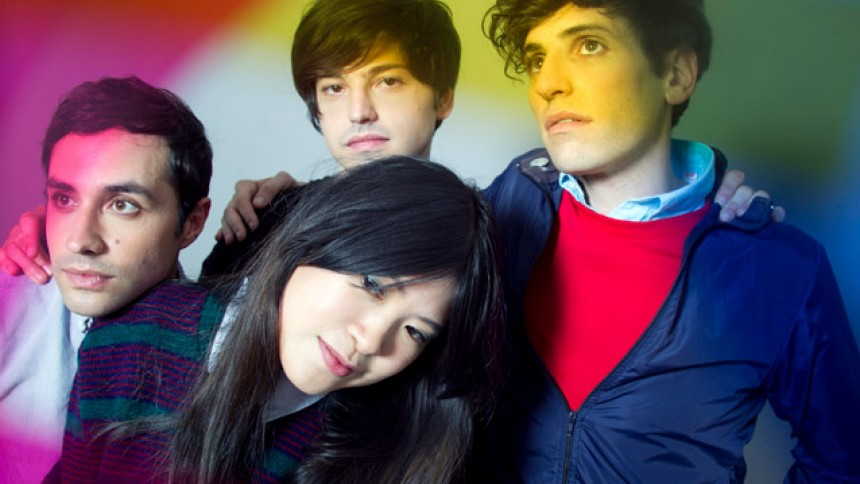 The Pains Of Being Pure At Heart till Sverige