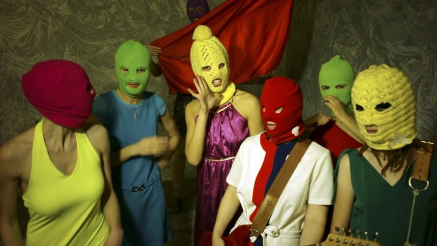 Pussy Riot-medlemmar gripna i Sotji