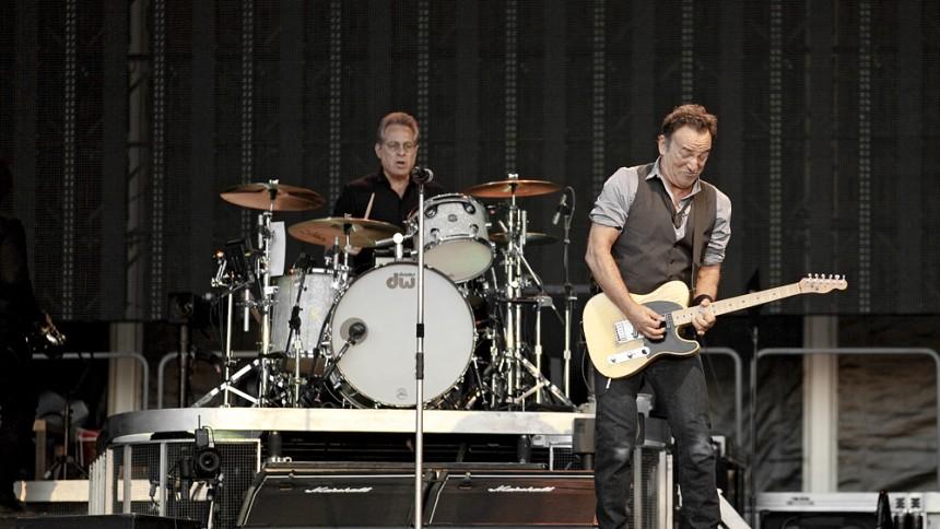 Bruce Springsteen & The E Street Band: Bruce Springsteen, Ullevi, Göteborg