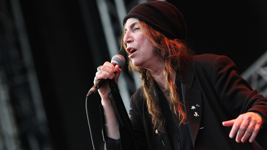 Patti Smith: Stockholm Music & Arts