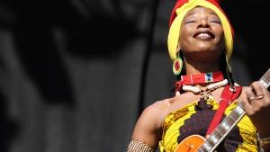 Fatoumata Diawara - Stockholm Music & Arts, 120805