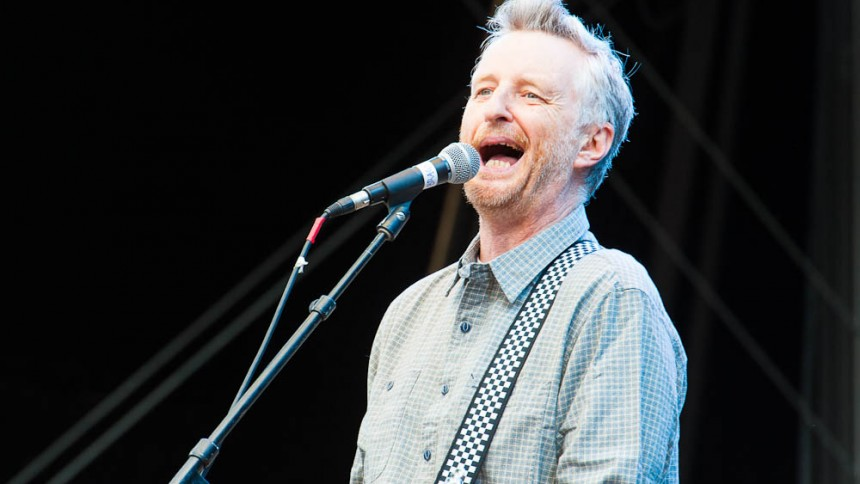 Billy Bragg : Flamingo, Way Out West