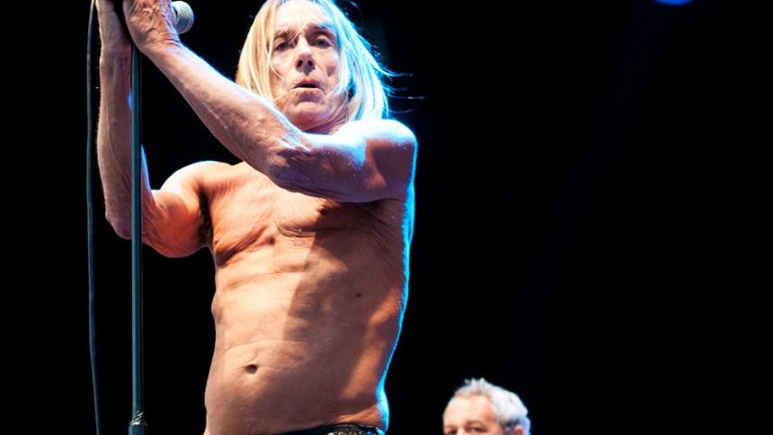 The Stooges spelar in album – utan Iggy Pop