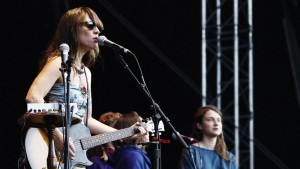 Feist - Way Out West 2012, Göteborg, 120810