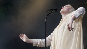Ane Brun - Way Out West, Göteborg, 120810