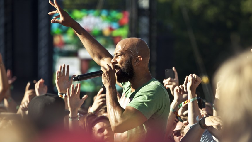 Common: Flamingo, Way Out West