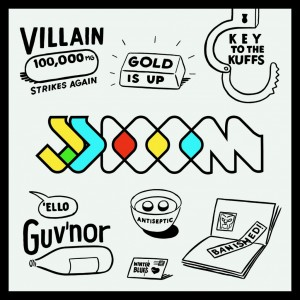 JJ DOOM: Key To The Kuffs