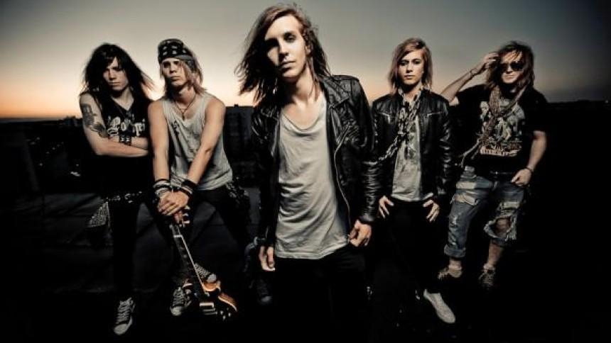 TV4 Play visar dokusåpa om rockband