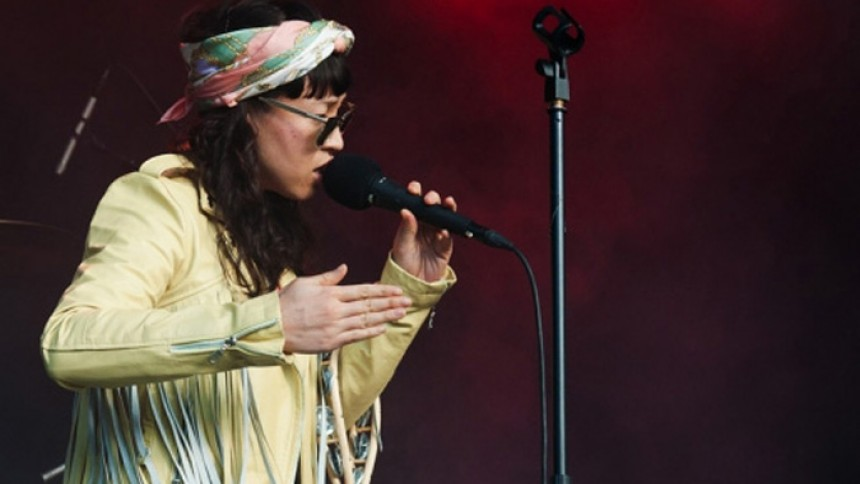 Little Dragon: Popaganda, Stockholm